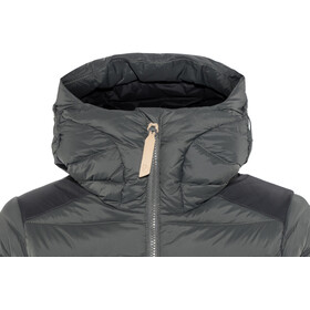 Fjällräven Keb Touring Down Jacket Women Stone Grey/Black